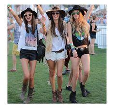kleding voor een festival