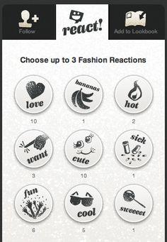 React layout  #digitaldesign #design #app
