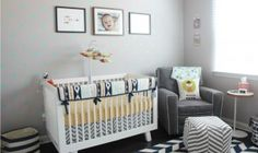 Woodland Nursery with Tribal Accents - Project Nursery