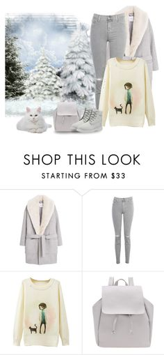 """Untitled #367"" by molly2222 ❤ liked on Polyvore featuring MANGO, J Brand and Timberland"