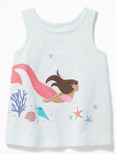Slub-Knit Wrap-Around Graphic Tank for Toddler Girls   Old Navy Toddler Boy Gifts, Toddler Girl Outfits, Toddler Boys, Kids Outfits, Disney Baby Clothes, Cool Graphic Tees, Graphic Tank, Disney With A Toddler, Moda Vintage