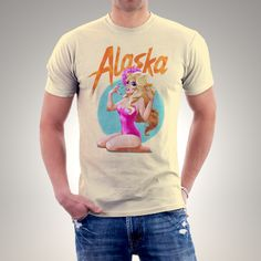 ALASKA - SUMMER • TEE - $35.00