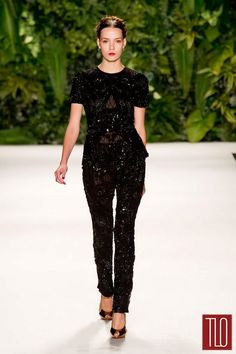 Naeem Khan Spring 2014 Collection | Tom & Lorenzo Fabulous & Opinionated