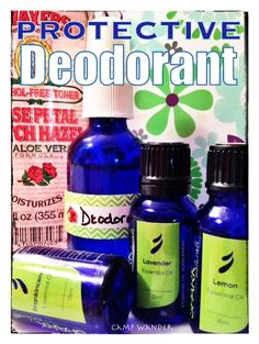 Body Protective Deodorant - Why you Should Make the Change to a Natural Alternative