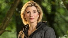 Jodie Whittaker the official 13th Doctor!!!