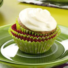Pumpkin Streusel Cupcakes Recipe