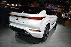 【パリモーターショー2016速報】三菱が航続距離1200kmのプラグインハイブリッドSUVコンセプトを世界初公開