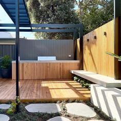 Outdoor Pergola, Outdoor Fire, Outdoor Living, Outdoor Decor, Modern Backyard, Backyard Patio Designs, Backyard Landscaping, Outdoor Barbeque, Backyard Barbeque
