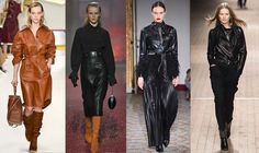 b3db797c6d Metallics Fashion went all futuristic for Fall 2018 and, while many  designers went for outlandish options which could make you loo…