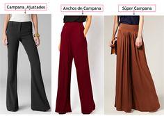 tipos de pantalon | El blog de Kokki: Cómo Usar Pantalones De Bota Ancha - Guía completa