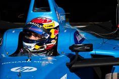 Sébastien Buemi (Renault eDams) remporte le deuxième ePrix de Formule E de la saison