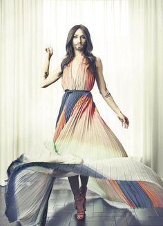 """Conchita Wurst in """"Wunderkind Couture"""" (London Pride 2014)"""