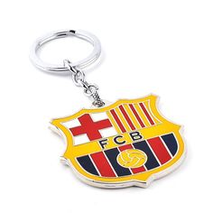 hot fashion soccer keychain! Five leagues in Europe's top club football championship LOGO keychain fan favorite jewelry gift