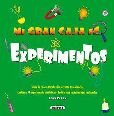 Caja de Experimentos. Editorial Susaeta