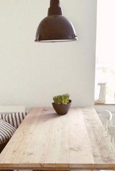 Tafelblad steigerhout