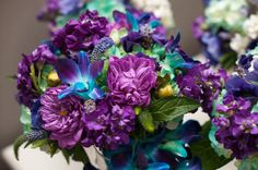 Teal and Purple Wedding … Beautiful. Vibrant. Meaningful.
