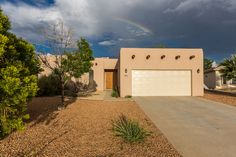 Searching for your Pot-O-Gold at the end of the Rainbow? Search No More! This home is 1454 sqft., 3 bedrooms. 2 baths, 2 car garage & breath taking views of the Organ Mountains. Many features include Kiva fireplace, tile in the living room, HVAC Filter system & New Roof!!! Front & backyard are fully landscaped. Please call Team Camacho today to view this home at 575-496-8848 and visit www.TeresaCamacho.com for more info.