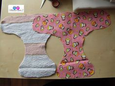 Baby Born Doll clothes - a diaper for the doll - Diy Clothes Labels, Free Clothes, Doll Clothes, Fabric Corkboard, Diy Crafts For Adults, Hand Puppets, Lol Dolls, Baby Born, Sewing Toys