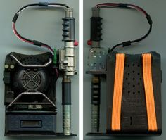 ghostbusters 2016 proton pack - Google Search