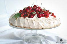 Letná Pavlovovej torta