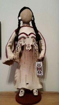 Nez Perce handmade by Maria Petranto
