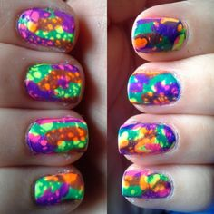 Are You Part of the Cult? She is! #nailart
