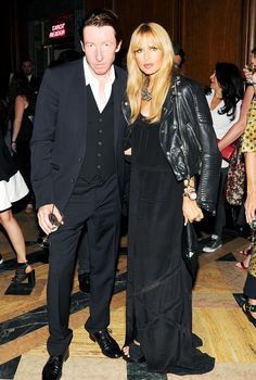 Craig McDean and Rachel Zoe