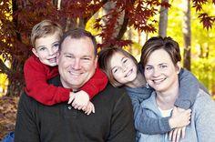 Fall family photo | ideas 4 pics