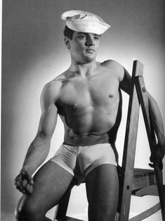Well hello sailor... They look uncomfortable... can I remove them for you?