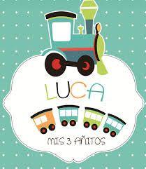 torta tren - Buscar con Google Train Party, Mom And Baby, Boy Birthday, Baby Shower, Lucca, Kids, Salvador, Ideas Para, Google