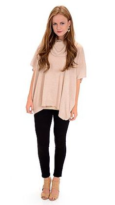 ShopBlueDoor.com: You'll fall head over heels for this sweater the minute you put it on! $44