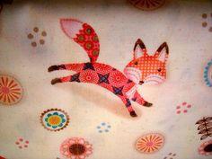 Tissus Enfants MAkower de L'Atelier de la Souris sur DaWanda.com
