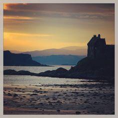 Duntrune castle, scotland taken by me