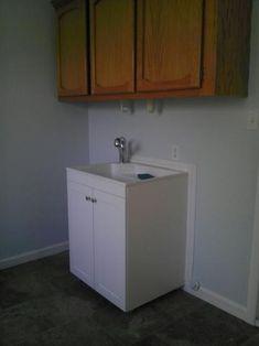D Composite Laundry Sink BC2732COM