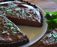 Recipe Peppermint Crisp Chocolate Ripple Ice Cream Cake by Monica Falconer - Consultant - Recipe of category Baking - sweet