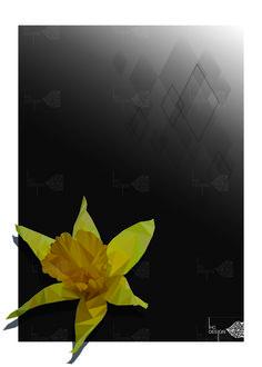 Daffodil - www.facebook.com/ihcdesigns