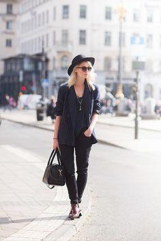 Carolines Mode | StockholmStreetStyle | Chicisimo