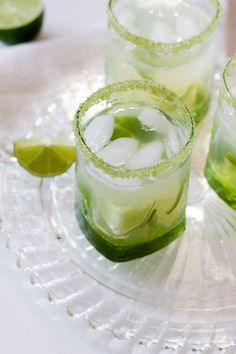 Margarita Lime Cocktail Rim Sugar