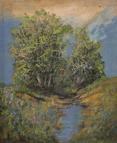 Buy online, view images and see past prices for Painting, Laszlo Mednyanszky. Invaluable is the world's largest marketplace for art, antiques, and collectibles. Impressionist Paintings, Landscape Paintings, Summer Trees, View Image, Worlds Largest, Oil On Canvas, Orchids, Original Artwork, Auction