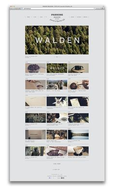 Photograph/ Grid Website Collection. = = = FREE CONSULTATION! Get similar web design service @ http://smallstereo.com