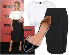 Get Dianna Agron's Look for Less