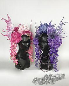 Fairy Flower Headdre