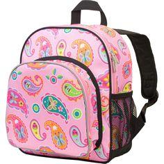 b962270354 Olive Kids Paisley Pack  n Snack Backpack - 40210