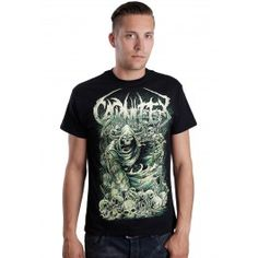 Carnifex - Scythe - T-Shirt Merch Store - Impericon.com UK