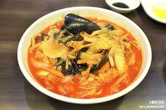 군대에서 가장 먹고 싶은 게 짜장면이었다는 옆지기와 오랜만에 중국음식을 먹다! :: 4월의라라 | 맛난 요리, 건강한 집밥