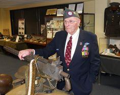Herb Adams, 82nd Airborne, WWII