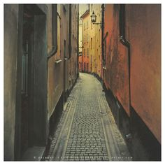 Stockholm Old Town by Pajunen.deviantart.com on @deviantART