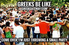 The Top Funniest & Proudest Greek Memes Greek Memes, Funny Greek, Greek Quotes, Top Funny, Funny Shit, Funny Stuff, Church Humor, Greek Girl, Greek Language