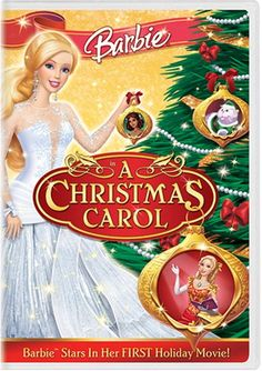 "Barbie's First Ever Holiday Movie Is ""Barbie In A Christmas Carol"". Barbie Plays Herself (The Opening And Closing Cutscenes) And Eden Starling Who Hates Christmas. Another Barbie's Holiday Movie Is ""The Perfect Christmas"", Which Stars Barbie And Her Sisters Creates The Perfect Christmas."
