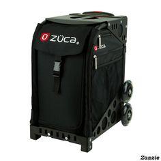 ZÜCA Rolling Bag w/Obsidian & Black Sport Frame,made by ZUCA, Inc.